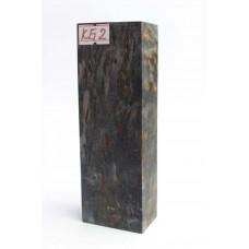 Карельская береза стабилизированная 2 (30х43х130 мм)