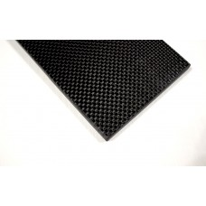 Плашки карбон 12к- 7мм (плейн)