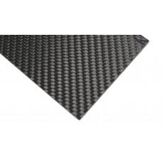 Плашки карбон 3к- 3мм (твил)