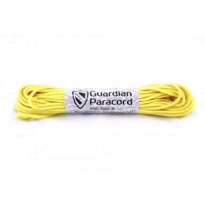 Paracord 550 Yellow (Желтый)