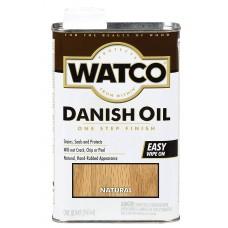 """Масло WATCO Danish Oil""""Датское оригинальное"""" 0,946л"""
