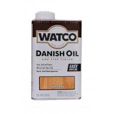 """Масло WATCO Danish Oil""""Датское оригинальное"""" 0,472л"""