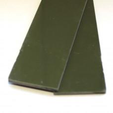 G-10 олива Пара накладок 3*40*130 мм