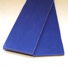 G-10 синий Пара накладок 3*40*130 мм