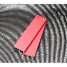 G-10 Красный Пара накладок 8*40*140 мм