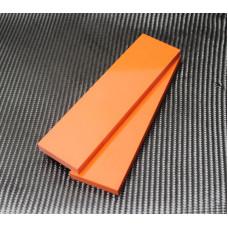 G-10 Оранжевый Пара накладок 8*40*140 мм