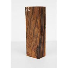 Брусок Ironwood (Айронвуд) -22 (Возможны трещины и каверны)