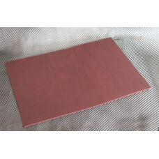 Кожа чепрак Бордо 4-4.4 мм (А4)