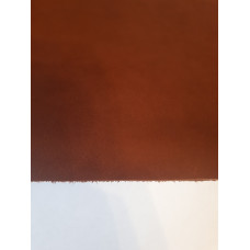 Кожа чепрак коричневый 3-3.3 мм (30х20 см+-)