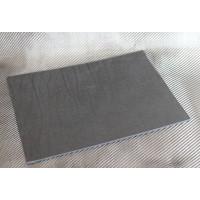 Кожа чепрак черный 4-4.4 мм (А4)