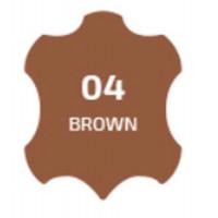Краска для кожи Сапфир- коричневый(100 мл)