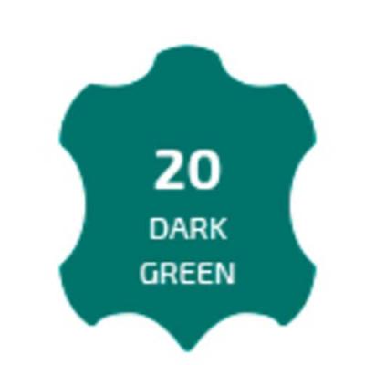 Краска для кожи Сапфир- темно-зеленый (100 мл)