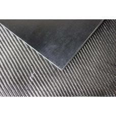 Микарта черная плита 15х30х6.3 см