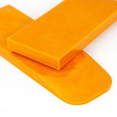 Микарта оранж пара накладок ( 2шт.)9*45*130 мм