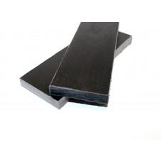 Микарта черная пара накладок ( 2шт.) 8*40*130 мм