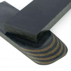 Микарта CAMO (черно-оливковый) пара накладок (2 шт.) 10* 135*45
