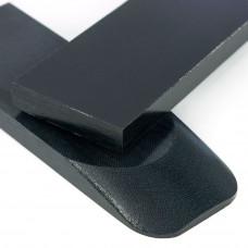 Микарта Черная пара накладок ( 2шт.) 8*45*130 мм