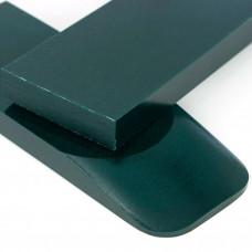 Микарта Темно-зеленый пара накладок ( 2шт.) 8*45*130 мм
