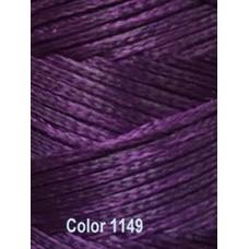 Нить вощеная Dafna 1 мм. Фиолетовый 1149