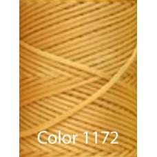 Нить вощеная Dafna 1 мм. Бледно-желтый 1172
