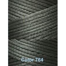 Нить вощеная Dafna 1 мм. Темно-зеленый 764