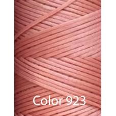 Нить вощеная Dafna 1 мм. Бледно-розовый 923