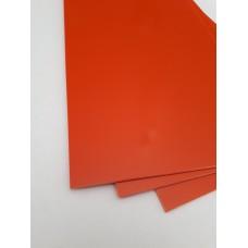 G-10 Оранжевый. Для проставок 1*130*250 мм